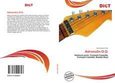 Bookcover of Adrenalin O.D.