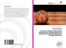 Jim Pixlee kitap kapağı