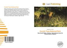 Bookcover of Coolah Tops National Park