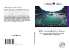 Borítókép a  2000 Carolina Panthers Season - hoz
