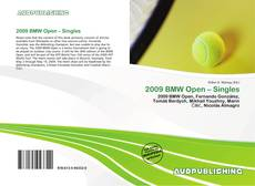 2009 BMW Open – Singles的封面