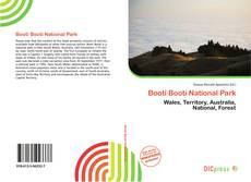 Bookcover of Booti Booti National Park