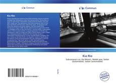 Bookcover of Kia Rio