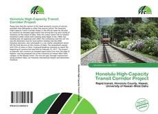 Capa do livro de Honolulu High-Capacity Transit Corridor Project