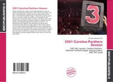 Обложка 2001 Carolina Panthers Season