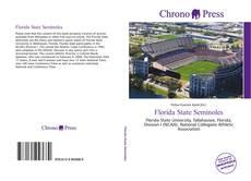 Bookcover of Florida State Seminoles