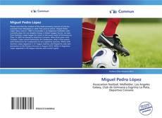 Buchcover von Miguel Pedro López