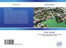 Couverture de Frink, Florida