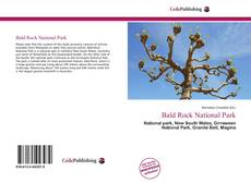 Buchcover von Bald Rock National Park