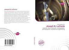 Joseph N. LeConte的封面
