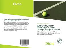 2009 Delray Beach International Tennis Championships – Singles的封面