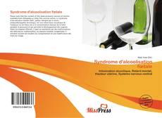 Обложка Syndrome d'alcoolisation fœtale