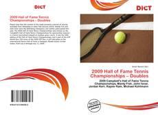 Couverture de 2009 Hall of Fame Tennis Championships – Doubles