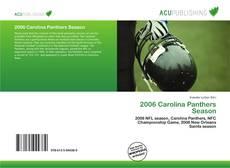 Borítókép a  2006 Carolina Panthers Season - hoz