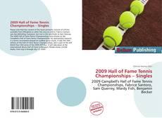 Borítókép a  2009 Hall of Fame Tennis Championships – Singles - hoz