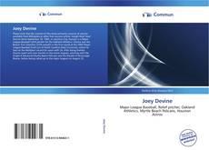 Portada del libro de Joey Devine