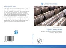 Couverture de Bipolar electric motor