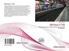 Portada del libro de DB Class V 100