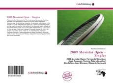 Capa do livro de 2009 Movistar Open – Singles