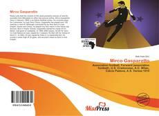 Bookcover of Mirco Gasparetto