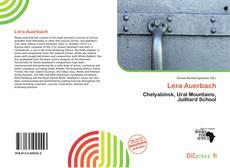 Bookcover of Lera Auerbach