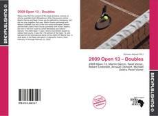 Couverture de 2009 Open 13 – Doubles