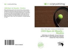 Couverture de 2009 Open de Moselle – Doubles