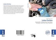Lotus Cortina的封面