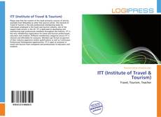 Portada del libro de ITT (Institute of Travel & Tourism)