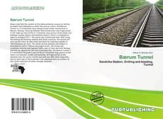 Bærum Tunnel的封面