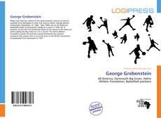 George Grebenstein kitap kapağı