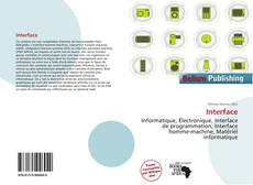 Capa do livro de Interface