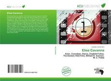 Bookcover of Elise Cavanna