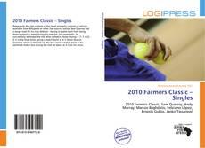 Portada del libro de 2010 Farmers Classic – Singles