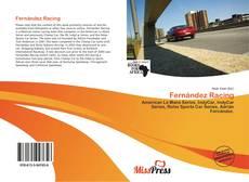 Portada del libro de Fernández Racing