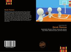 Bookcover of Derek Thomas