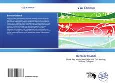 Buchcover von Bernier Island