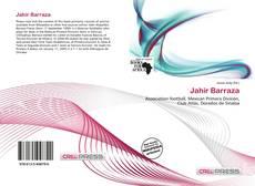 Buchcover von Jahir Barraza