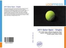 Bookcover of 2011 Qatar Open – Singles