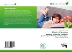 Buchcover von Musicothérapie