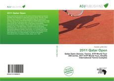 Bookcover of 2011 Qatar Open