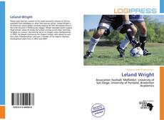 Bookcover of Leland Wright