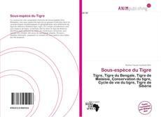 Sous-espèce du Tigre的封面