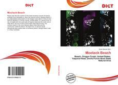 Bookcover of Moolack Beach