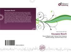 Bookcover of Kauapea Beach