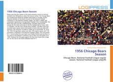 Bookcover of 1956 Chicago Bears Season