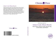 Portada del libro de Indian Creek (Miami Beach)