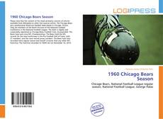 Bookcover of 1960 Chicago Bears Season
