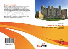 Bookcover of Brand Community