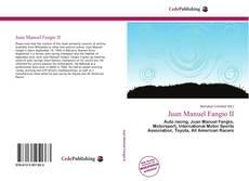 Juan Manuel Fangio II kitap kapağı